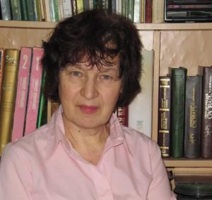 Олонова Марина Владимировна, профессор, д.б.н.